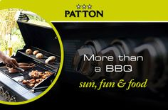 Patton BBQ en Buitenkeuken