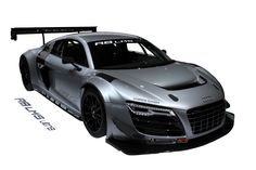 World Premiere for Audi R8 LMS Ultra 2013 with OZ Racing Wheels equipped! #OZRACING