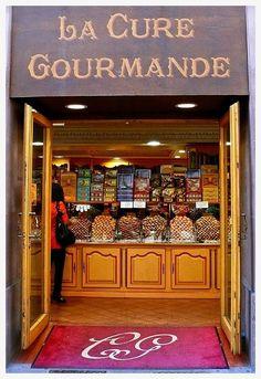 Paris est une Fête! — La Cure Gourmande, 194 rue de Rivoli, Paris 1er.