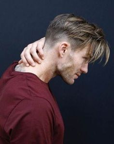 Hairstyles Haircuts For Men White After Labour Day Statement Or Faux Paus? Hairstyles Haircuts, Trendy Hairstyles, School Hairstyles, Layered Hairstyles, Crimped Hairstyles, Barber Hairstyles, Glasses Hairstyles, Mens Hairstyles Fade, Rihanna Hairstyles