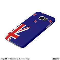 Flag of New Zealand Samsung Galaxy S6 Cases