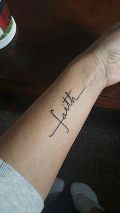 Cross Tattoo On Wrist With Bible Verse & Cross Tattoos For Womens Hand & Cross Tattoo On Forearm & Cross On Side Of Wrist. Tattoos for Women Tattoos Verse, Scripture Tattoos, Wörter Tattoos, Body Art Tattoos, Small Tattoos, Neck Tattoos, Tatoos, Grace Tattoos, Faith Tattoos