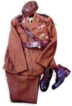 A Military uniform is the standardized dress worn by members of the armed forces and paramilitaries of various nations. Military dress and military styles