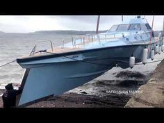 Speed Boats, Power Boats, Hybrid Design, Yacht Boat, Catamaran, Water Crafts, Thunder, Sailing, Children
