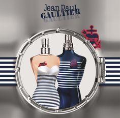 Gaultier Parfum Gaultier, Jean Paul Gaultier Parfum, Parfum Le Male, Perfume Jean Paul, Parfum Chic, Breton Shirt, Fashion Magazin, Cosmetics & Perfume, Beauty Magazine