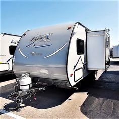 2018 Coachmen Apex Nano 193 BHS (Travel Trailer)