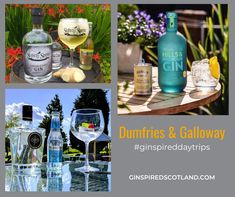 An A-Z adventure of Dumfries & Galloway in Scotland. From outdoor pursuits, to indoor, castles to mountain biking there is something for everyone....and of course Scottish Gin!!