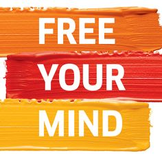 Free your mind. #color