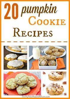 Weve got a roundup Weve got a roundup of delicious...  Weve got a roundup Weve got a roundup of delicious pumpkin cookie recipes everything from a Pumpkin Spice Cookie Recipe to White Chocolate Pumpkin Cookies & more! Recipe : http://ift.tt/1hGiZgA And @ItsNutella  http://ift.tt/2v8iUYW