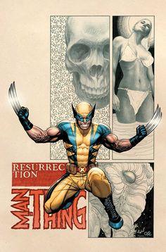 Frank Cho - Savage Wolverine #4