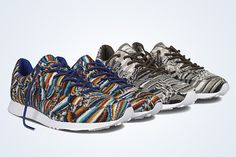 Missoni x Converse Auckland Racer #sneakers