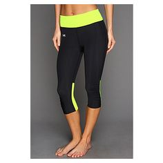 cheap for discount 260ed b63ef Under Armour UA Fly-By Compression Capri featured on Glance by Zappos  Runners High,
