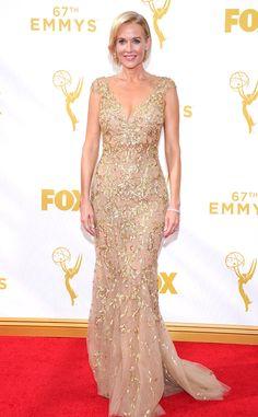 Penelope Ann Miller in Lorena Sarbu from 2015 Emmys: Red Carpet Arrivals | E! Online
