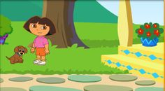 Perrito Puppy Tricks game online