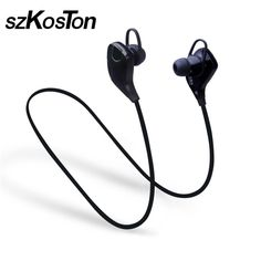 >> Click to Buy << QY7S 4.1 Bluetooth Headset Earphones Wireless Sport Hand-free Earphone Microphone AptX Sport Earphone for iPhone Android Phone #Affiliate
