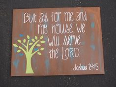 Bible Verse Canvas 16x20 by ejocanvas on Etsy