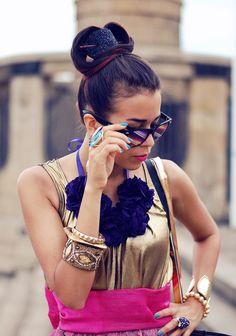 MACADEMIAN GIRL: Highway of GOLD