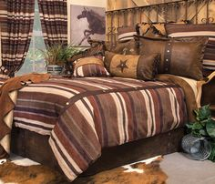 Western Bedding | Cowboy Bed Sets at Lone Star Western Decor