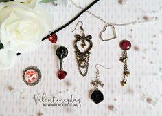 Www.aconite.at Plugs, Necklaces, Drop Earrings, Jewelry, Fashion, Moda, Jewlery, Corks, Jewerly