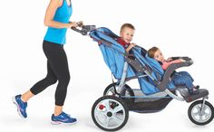 Running Stroller Reviews from Runner's World | Pin now - reference whenever that time comes