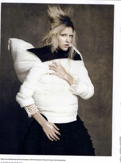 i-D Editorial Since When Can Weathermen Predict The Weather? Let Alone The Future..., Winter 2010 Shot #7