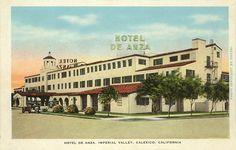 Hotel De Anza Calexico Ca