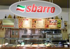 Get a FREE slice of NY Cheese Pizza at Sbarro! Facebook Promotion
