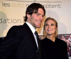 10 Things You Didn't Know About Carrie Underwood And Mike Fisher's Relationship - Fame10