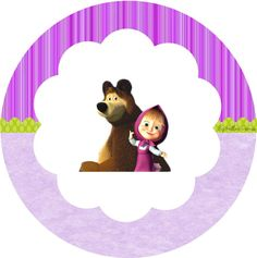 Masha-and-the-bear-free-printable-party-kit-013.jpg 880×885 piksel