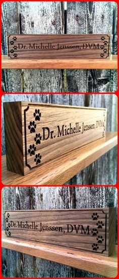 26 best name plaques for kiddie room images name plaques wooden rh pinterest com