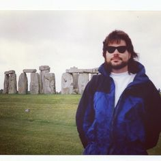 I love to travel. Here's a #tbt pic from Stonehenge England from about 1993. Such an amazing place! I had lots of hair back then. I have never let diabetes hold me back and neither should you. Be type 1 Strong! #diabeticlife #type1diabetes #t1d #diabadass #bloodsugar #beatdiabetes #dontholdback #curediabetes #travel #insulin #betterhealth #healthcoach #stonehenge #england #uk #seetheworld #tbt by ketodoc1