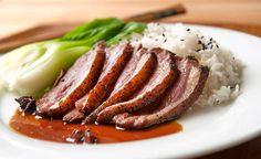 Lovely Five Spice #Duck Breast #Recipe at dartagnan.com
