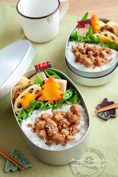 クリスマス★にんじんツリーのお弁当。 あ~るママオフィシャルブログ「毎日がお弁当日和♪」Powered by Ameba