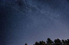https://flic.kr/p/KdLQF7 | 20160814-Meteor hat-trick. | #dakota #POTD #Day1688 #Perseids #meteor #darksky #nightsky #astro #SouthDakota #sdwx