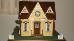Customer Image Gallery for Greenleaf Orchid Dollhouse Kit - 1 Inch Scale