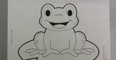 Carrie's Speech Corner: Articulation Frogs ~ A Craftivity Speech Therapy Games, Speech Activities, Preschool Learning Activities, Preschool Art, Mailbox Magazine, Frog Template, Quiet Book Templates, Frog Theme, Animal Adaptations