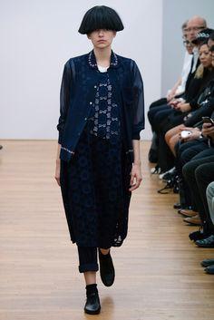 Comme des Garçons Comme des Garçons Spring 2015 Ready-to-Wear Fashion Show