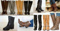Great Boot Sale today -boots as low as $19.56 with free shipping!