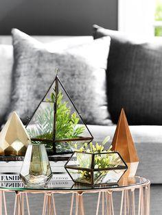 Contemporary luxe #living #bedbathntable