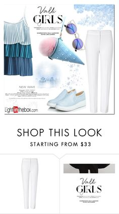 """Sky"" by nerma10 ❤ liked on Polyvore featuring ESCADA and COII"