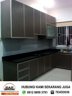 Jasa Kitchen Set Bintaro Hub 081288993791: Kitchen Set Murah Minimalis Bintaro