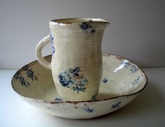 maria kristofersson by maria kristofersson, via Flickr    Huge inspiration for future hand painted ceramics project