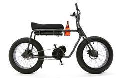 ハイテク企業が集まっているカリフォルニアのオレンジ・カウンティより、超カッコイイ電動自転車が登場。その名も「Super 73'」!70年代を意識したレ...