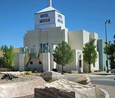 Hotel Artesia, New Mexico, Reid & Associates, 2009
