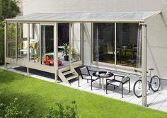 サンフィールⅢ | YKK AP株式会社 Screened In Porch, Traditional House, Sunroom, Balcony, Terrace, House Plans, Home Improvement, New Homes, Patio
