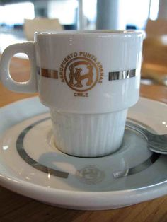 Every good coffee deserves a good coffee cup. Like this cup!