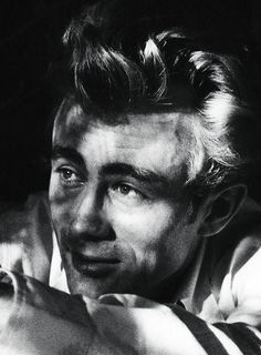 "jamesdeaner: "" Happy Birthday, James Dean! (Feb. 8, 1931 - Sept. 30, 1955) ""       I liken it to a kind of star or a comet that fell through the sky, and everybody still talks about it. They say, 'Ah! Remember that night when you saw that shooting..."
