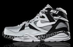 new concept 1f569 e1cff Raiders x Nike Air Trainer Max 91 Bo Knows Pack Nike Kicks, Kicks