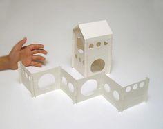 Ta.Ta. Unconventional Design For Kids: paper