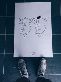 Tanzen-poster